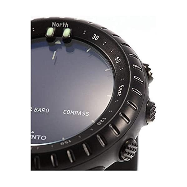 Suunto Core All – Reloj de exterior para todas las altitudes, sumergible