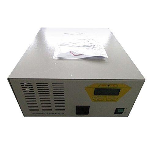 tumo-int 600W 24V vento e Solar Hybrid controller con integrato inverter ( VAC 60Hz)