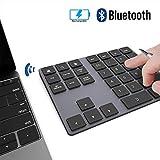 Pavé Numérique sans Fil JOYEKY Pavé Numérique Bluetooth Ultra-Mince avec 34...