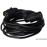 Cable alargador remolque 2conectores 7pines 10metros 02.024.07Osculati