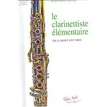 Le clarinettiste élémentaire