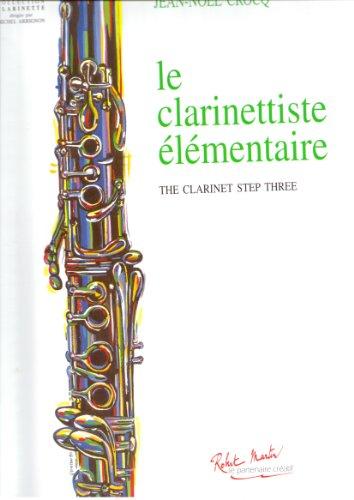Le clarinettiste lmentaire