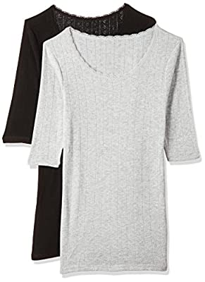 Marks & Spencer Women's Thermal Set (Pack of 2)
