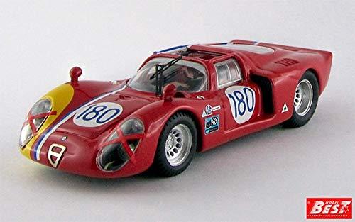 Best Vehículo, Color Rojo, BEST9390