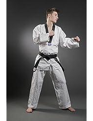 Orkansports–Traje de taekwondo Victory, unisex, color , tamaño 200