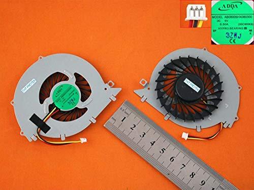 Kompatibel für Sony Vaio SVF15, SVF15A29M Lüfter Kühler Fan Cooler Version 2