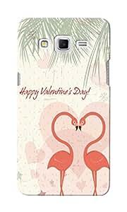 KnapCase Happy Valentine's Designer 3D Printed Case Cover For Samsung Galaxy Grand 2