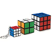 Rubik s Cube Family Trio   Cube 3x3 Original, Cube 2x2   Cube 3x3 Porte- 074af0365923