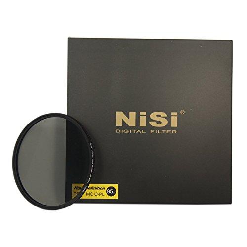 NiSi Pro MC CPL Ultra Thin Multi beschichtet Zirkular Polfilter Objektiv Filter für Digital SLR - 95 Polaroid Film