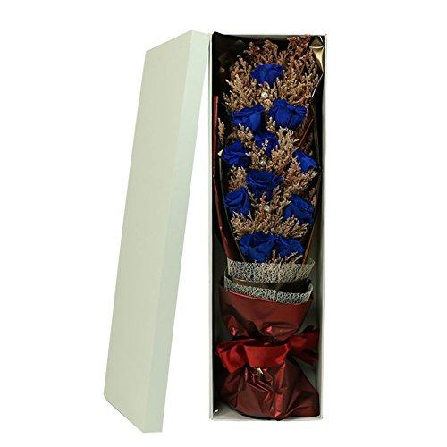 -box/Nelke Hand Strauß Rosen/Valentine-B ()