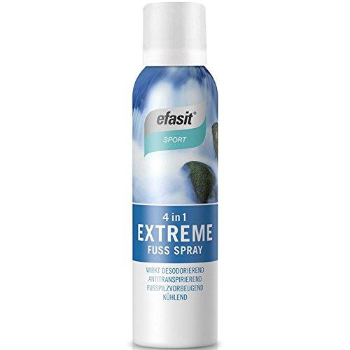 efasit SPORT 4 in 1 Extreme Fuss Spray 150ml