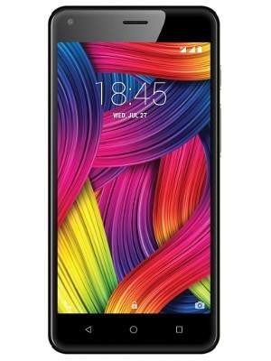 "Jivi Prime P390 Gery 5"" Display, 16GB+2GB , 4G VoLte Android Nougat 7.0 Smart Phone"