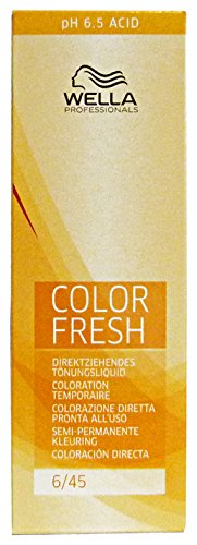Wella Color Fresh 5/0 hellbraun 75 ml (Wella-gel-haarfarbe)