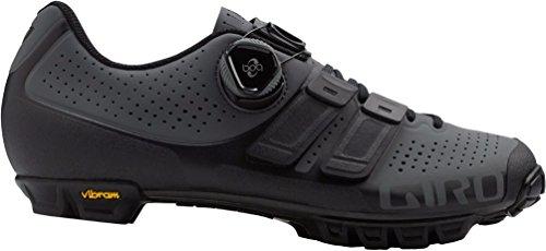 Giro Code Techlace MTB Fahrrad Schuhe grau/schwarz 2019: Größe: 42.5 -