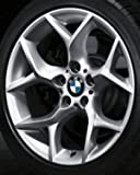 1 x BMW-Ruota in lega da 18 Y-Spoke 322 bordo posteriore (36 11 789 146 6)