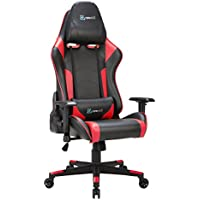 Newskill Kitsune - Silla gaming profesional (Inclinación y altura regulable, reposabrazos 2D ajustables,