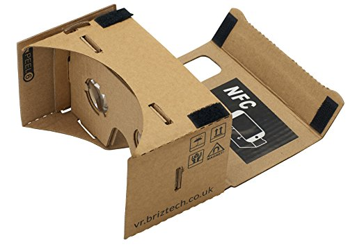 google-cardboard-kit-45mm-focal-length-brown-version-with-nfc-tag-and-headstrap