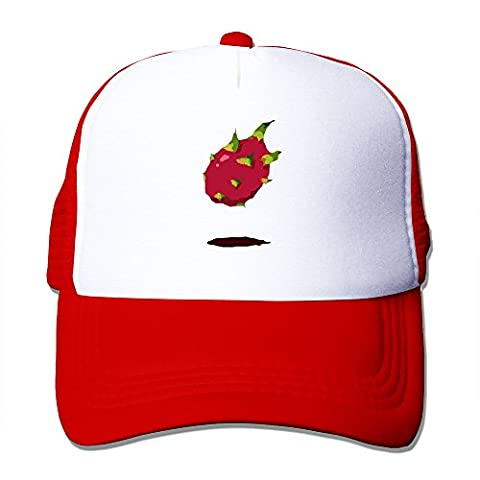 Fitty area Cute Creative Suspension Pitaya Cool Hiphop Cap One