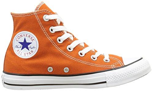 Converse ConverseCtas Season Hi - Scarpe da Ginnastica Alte Donna Arancione