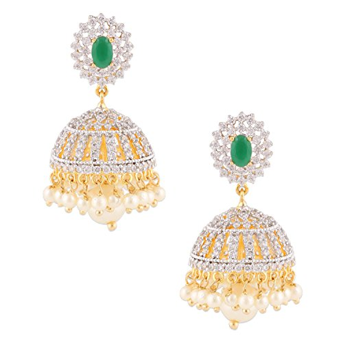 swasti-bijoux-femme-american-diamant-cz-mode-bijoux-traditionnels-ethnique-perles-jhumkas-boucles-do