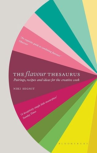 The Flavour Thesaurus por Niki Segnit