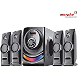 murphy 4600 4.1 Channel Digital Bluetooth Home Theater & Home Cinema Multimedia Speaker System (Bluetooth,FM,MP3 AUX)