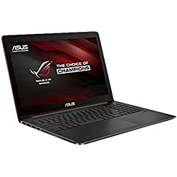 "ASUS G501VW-FW106T - Ordenador Portátil de 15.6"" Full HD (Intel Core i7-6700HQ, 8 GB RAM, 1 TB HDD, NVIDIA GeForce GTX960M de 2 GB, Windows 10 Home) Negro - Teclado QWERTY Español"