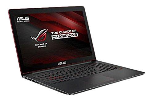 """ASUS G501VW-FI135T - PC portatile da 15,6"""", Intel Core i7-6700HQ, 16 GB di RAM, disco da 1 TB e 128 SSD e NVIDIA GeForce GTX960M, nero, tastiera QWERTY spagnolo"""