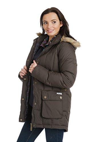 puffa-womens-spencer-jacket-dark-chocolate-dark-chocolate-check-size-16