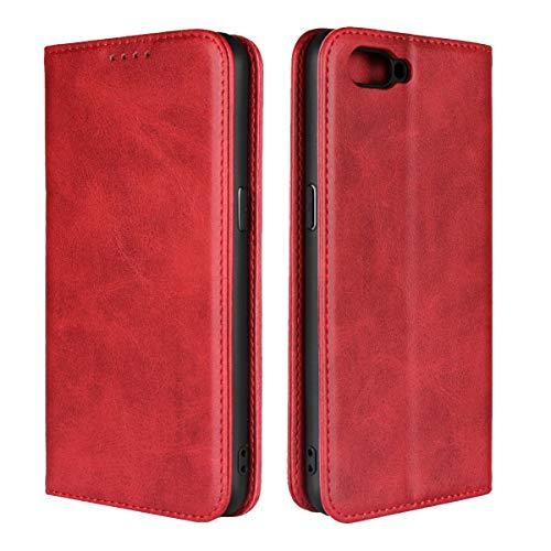 Custodia® Flip Brieftasche Hülle für Oppo R15 Neo(Muster 5)