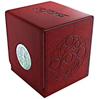 GAMEGEN!C- Keyforge Red Vault, Color Rojo (GGS20001)