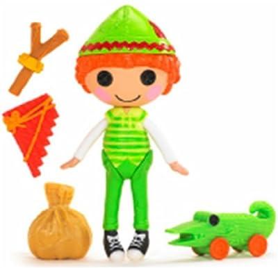 Lalaloopsy 502296 - Tales Doll-Peter R Canfly (Bandai) de Bandai