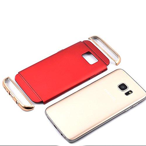 Vandot–Carcasa para Samsung Galaxy S7Edge–funda desmontable Air plástico pasta dura de PC...
