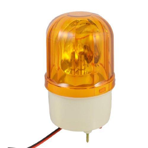 DC 24V 10W Geel baken halogeenlamp Mechanische signaal lamp