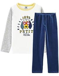 Petit Bateau Ensemble De Pyjama Garçon