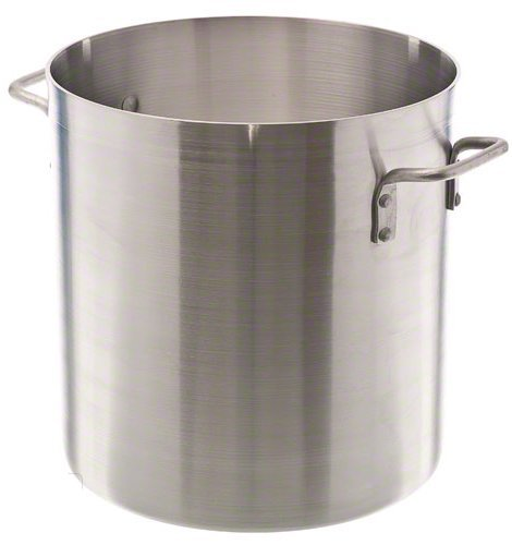 Update International APT-24 Aluminum Stock Pot, 24-Quart by Update International 24 Quart Pot