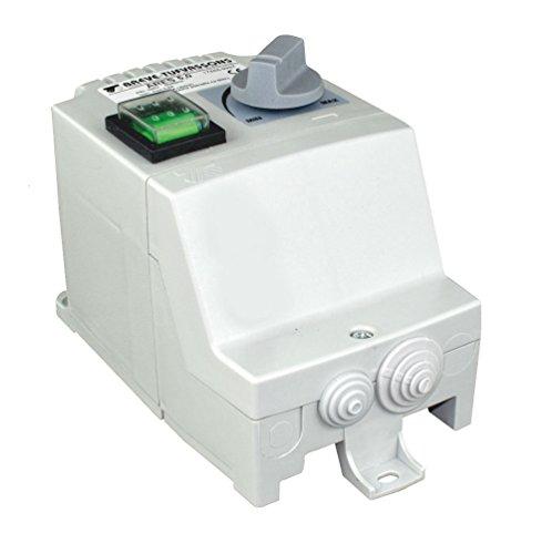 Drehzahlregler stufenlos Typ ARES 5,0 A 230 V