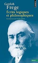 Ecrits logiques et philosophiques de Gottlob Frege