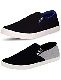 e79ff83f7284e Amazon.in: Canvas - Loafers & Moccasins / Casual Shoes: Shoes & Handbags