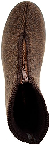 Absolute Footwear , Chaussons pour homme Marron