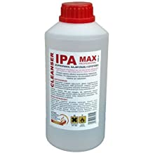 ALCOHOL ISOPROPILICO ALTA PUREZA (99%) LIMPIEZA DE FIBRA OPTICA
