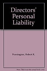 Directors' Personal Liability