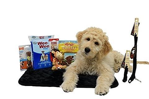 Puppy Starter Kit bundle Basics- Essentials Paquet