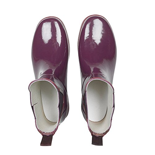 Tretorn Charlie Classic, Bottines non doublées femme lila/violett