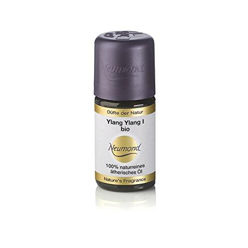 Ausstrahlung Ätherisches Öl (Neumond ätherisches Öl, Ylang Ylang I bio, 5 ml, 1er Pack (1 x 5 ml))