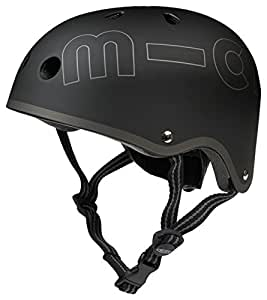 Micro Safety Helmet: Black