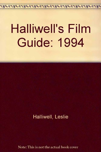 Halliwell's Film Guide (Walker Film John Guide)
