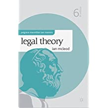 Legal Theory (Palgrave Law Masters)