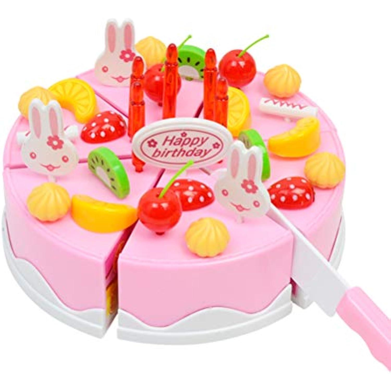 PUDDINGT® PUDDINGT® PUDDINGT® Portable Rose électronique Enfants Enfants Cuisine Cuisson Fille Jouet Cuisinière Play Set de3c2f