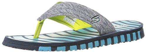 SKECHERS VITALYTI 14258/BKW adulte (homme ou femme) Chaussures de sport Bleu Marine/bleu